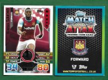 West Ham United Diafra Sakho Senegal 359 Super Striker